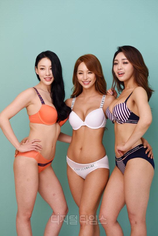 [포토]머슬마니아 안소정-김연아-김가희, 섹시 끝판왕들